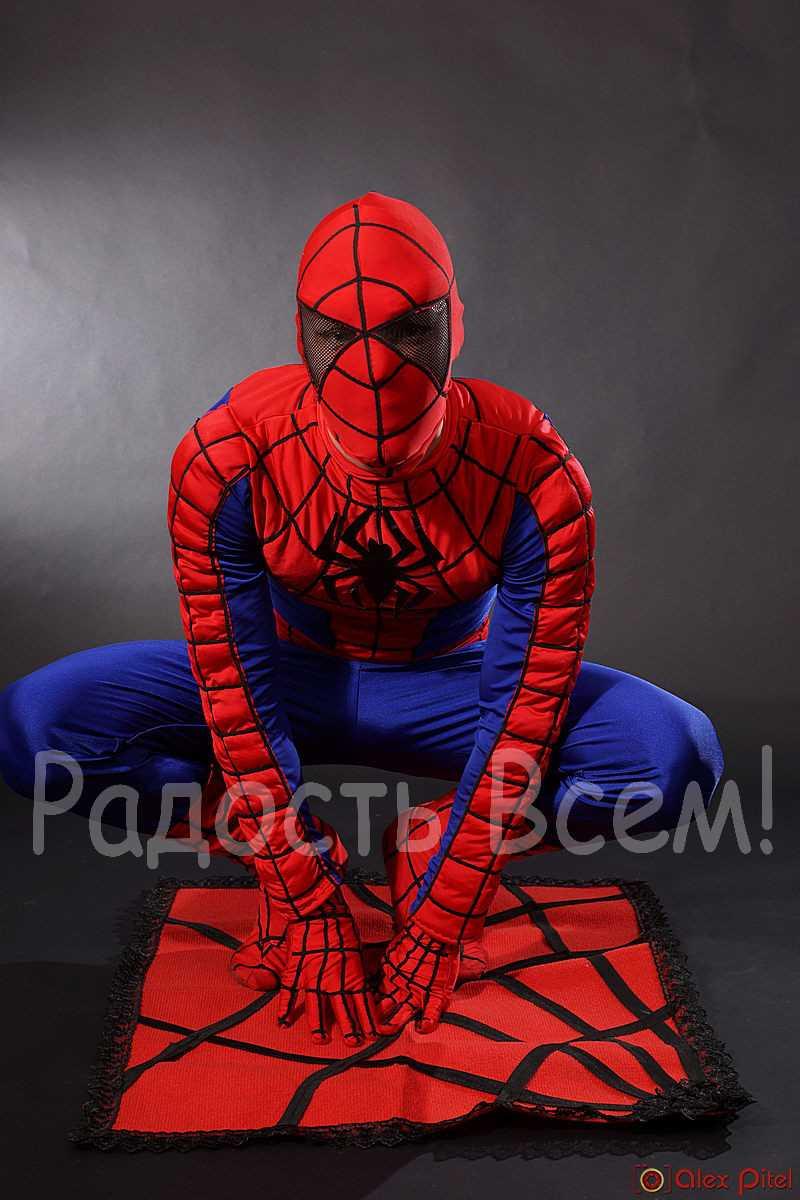 Человек-паук и Женщина-кошка