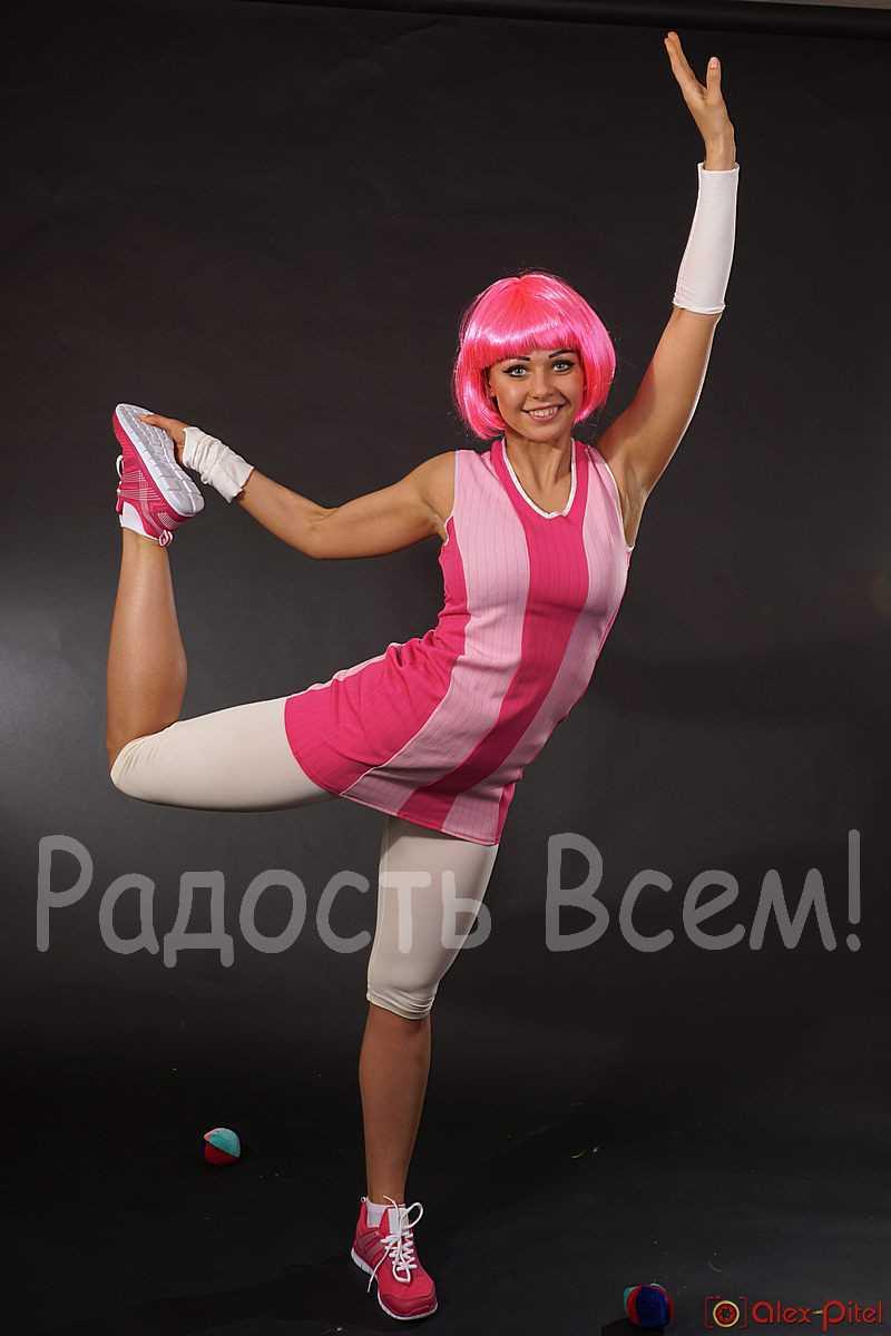 Стефани из Лентяево