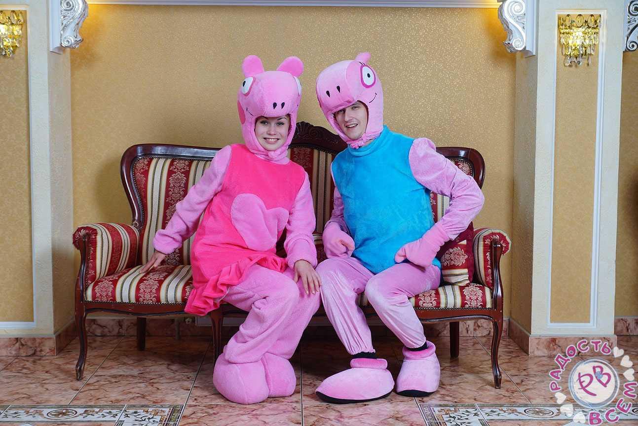 Свинка Пеппа и Джордж
